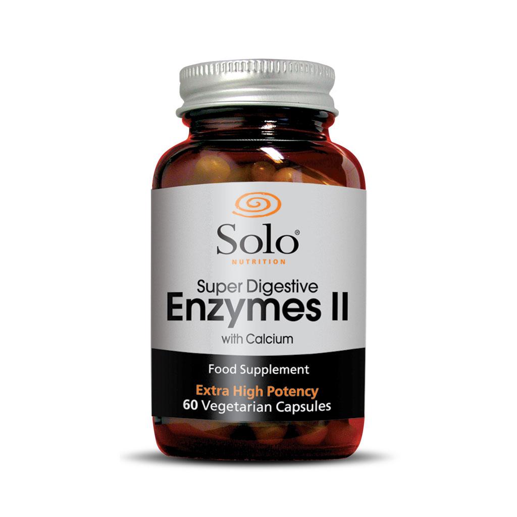 Super Digestive Enzymes II 60s