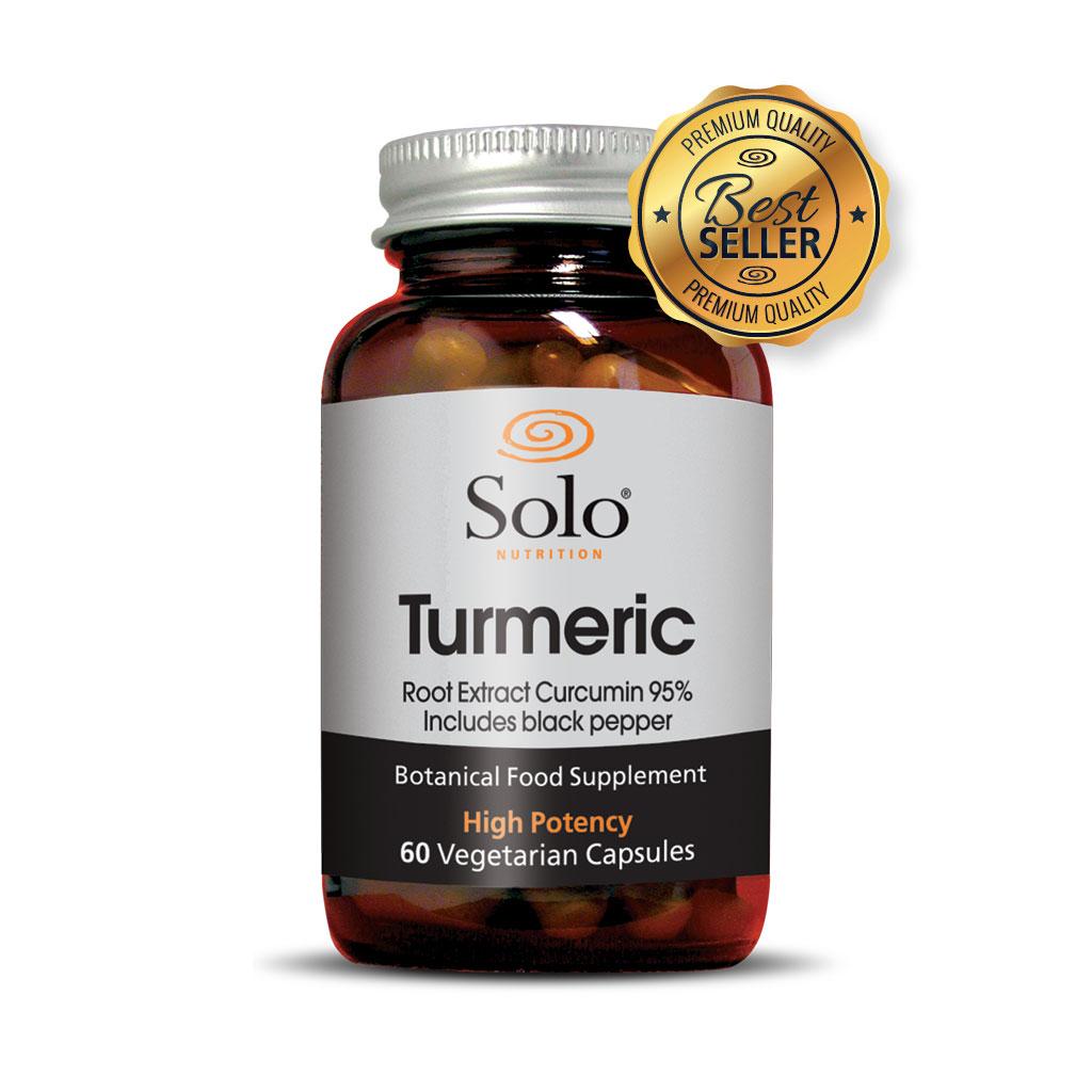 Turmeric 1200mg 60s
