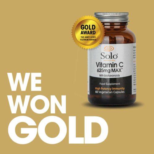 We Won Gold